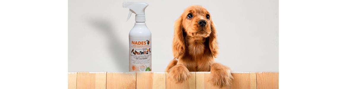 Sanitizers for Animals